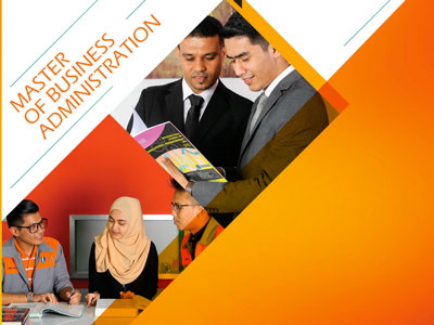 Master of Business Administrator (Brochure 1)